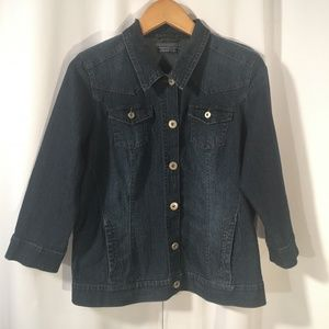 BANDOLINO | Denim Jean Jacket